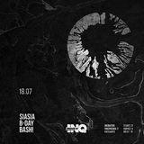 Siasia aka Luks - Liquid Drum & Bass Mix at 'B-Day Bash' (18.07.2015 INQbator Club, Katowice/PL)