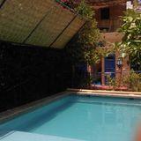 Farniente by the pool in Marrakech