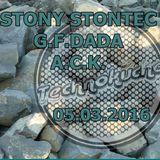 STONY STONTEC  @Die Technoküche live RRW92,5  (06.03.2016)