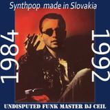 Undiscovered Slovak Synthpop and Rare Disco  1984 - 1992