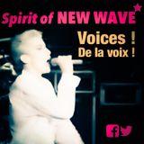 Spirit of NEW WAVE Belles voix V O I C E S