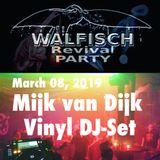 Mijk van Dijk DJ Set at Walfisch Revival Party Berlin, 2019-03-08