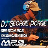 dj Georgie Porgie MPG Radio Show 208
