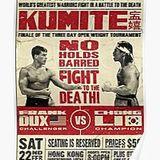 The Kumite (White Powder Tournament Mix)