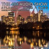 The 404 Audio Show - Hosted by Thesis & MetaPattern [Episode 03]