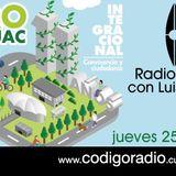 """Radio La Fábrica programa especial """"FARO Tláhuac"""" transmitido el día 25 de Mayo del 2017 por Código"""