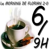 Le morning de Florian 2.0 6h/9h #replay(17/01/2017)
