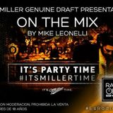 Radio One 103,7 - On The Mix - By Dj Mike Leonelli - Sabados medianoche - JUNIO 2015