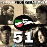 2017-10-29 PROGRAMA 51 #MXERadio