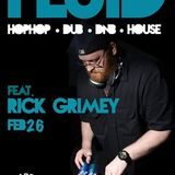 Rick Grimey Live at Fluid 2/26/2013