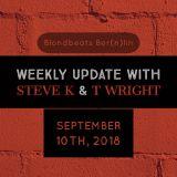 weekly Update - September 10th, 2018