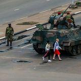 סולידריות עם פועלי זימבבואה