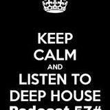 DJ AYMEN PODCAST 57#  KEEP CALM AND LISTEN DEEP HOUSE