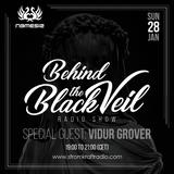 Nemesis - Behind The Black Veil #037 Guest Mix (Vidur Grover)