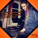 Shaolin Drunken Monk - Live on Kennet Radio - 9th August 2014