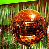 Shining Disco Ball @Tunnel.FM