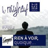 Rien à voir, quoique#28 Le NeufNeuf Festival - 08.11.18
