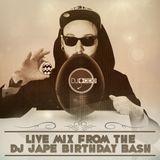 DJ Jape Birthday Bash