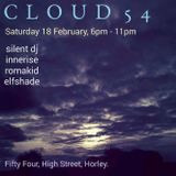 Romakid Dj set live @ Cloud54 18/2/17