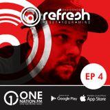 Onenation.fm Presenta Refresh con Javier Noya ( EP04 • 20-01-17 )