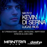 Mantra Club Podcast # 8 - Kevin Di Serna
