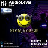 Happy Hardcore 1   Craig Dalzell Live @ AudioLevel (21/09/2019)