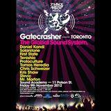 Flux Muzik- FluXCast 004: GateCrasher Toronto