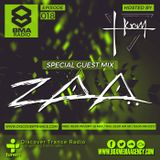 BMARadio 018 hosted by Huem (Zaa Exclusive Guest Mix)