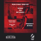 Vol 373 Ntone: Rose Street Send Off Live Stream Pt 2 30 March 2017