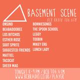 Basement Scene - Wednesday 28th August 2019