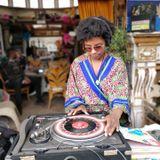 DJ Sherrine Representing Bam, Bam Sounds