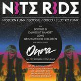 Nite Ride  (1 Year Anniversary Vinyl Mix)