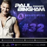 Paul Bingham - AVANTINOVA RADIO #32