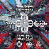 "Psara @ Serra da Estrela ""Time Began with the Universe"", 28th of March, 2014"