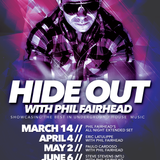 Dj Phil Fairhead - Hide Out 3 (2011)