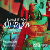BLAME IT PON DI RUM DANCEHALL MIX BY DJ GREEN B