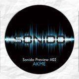 SonidoPreview #2 AKME