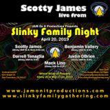Scotty James - Live at Slinky Family Night - April 2019