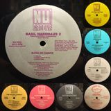 Nugroove Records !!! Deep House Maniacs mix !!! '88-'91 ★ David DePino ★ Basil★ Burrell ★ B. Konders