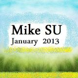 Mike SU - January 2013 - Deep House Diaries