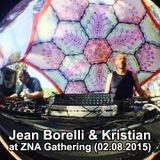 Jean Borelli & Kristian (ZNA Gathering 02.08.2015)