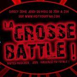 2018-11 : La Grosse Battle : Lorie VS System of a Down