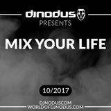 Djnodus Mix Your Life 10 - 2017