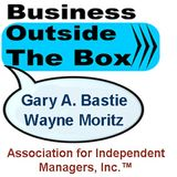 Sample Home Based Business, Selling Utilities with John Barringer on Business Outside the Box
