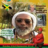 TRIBUTE JOJO FOUNDER OF CHANNEL ONE STUDIO LONG SIDE A REASONING WITH RAS DODIRIE MEETS NAFFI-I