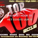 Radio Stad Den Haag - Top-100 - Dec. 30, 2018 - The 1st hour !.