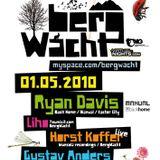 Ryan Davis @ BergWacht ARTheater Cologne 01.05.2010