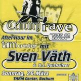 SVEN VATH @ Tarm Center (Bochum):26-03-1995