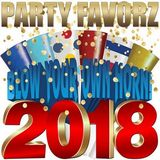 DJ Party Favorz - Blow Your Own Horn Mix 2018 (Section 2018)