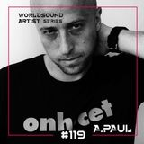 Rehmark & Nukkah-Worldsound Series at Loca Fm_120 /ArtistSeries030/A.paul